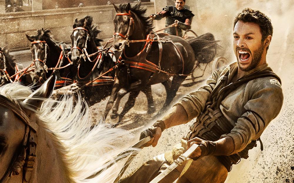 """Crítica en 10 Minutos: """"Ben Hur"""""""