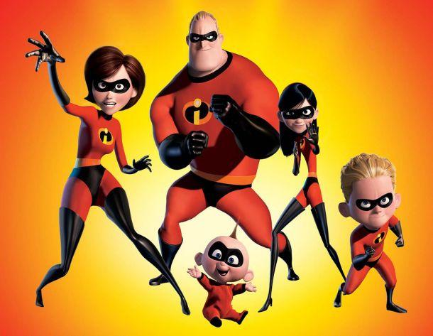 Los Increíbles 2. Pixar en plena forma