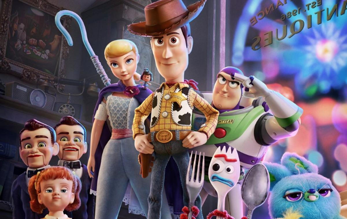 Toy Story 4 da un poco menos que sus predecesoras, pero sigue siendo interesante