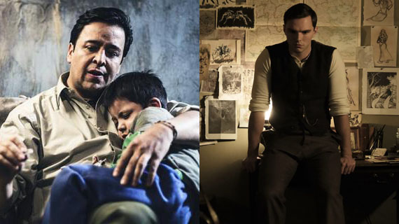 Dos películas con problemas de guion. Apuntes críticos sobre Cuando los hombres quedan solos y Tolkien