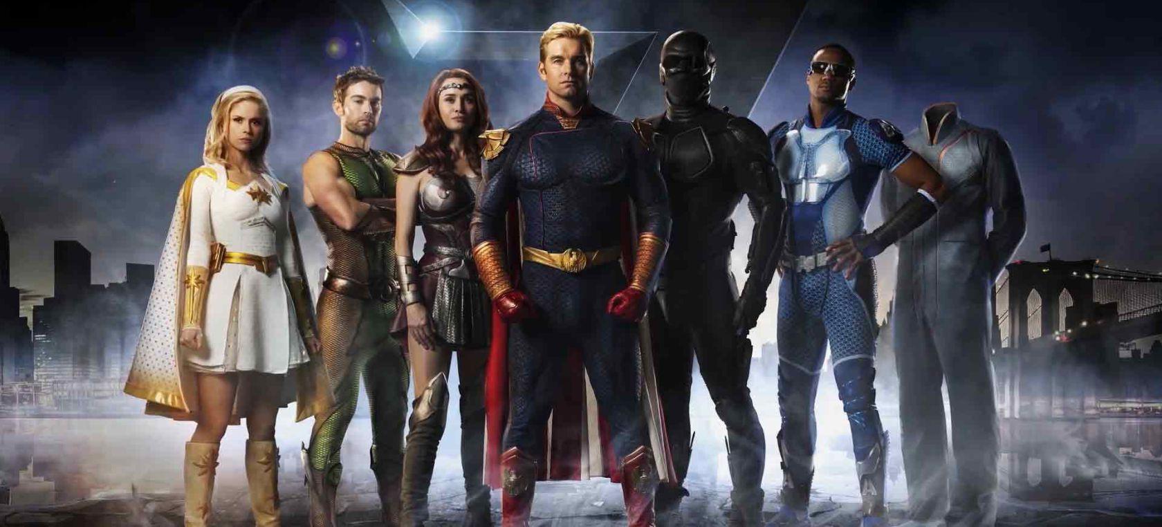 THE BOYS Deconstruyendo superhéroes