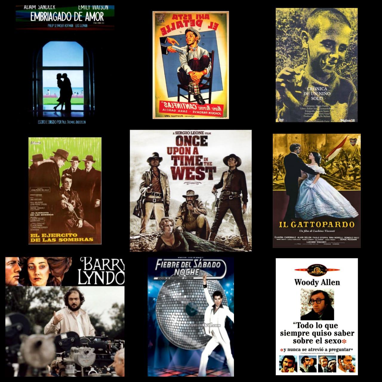 Diez películas para volver a ver